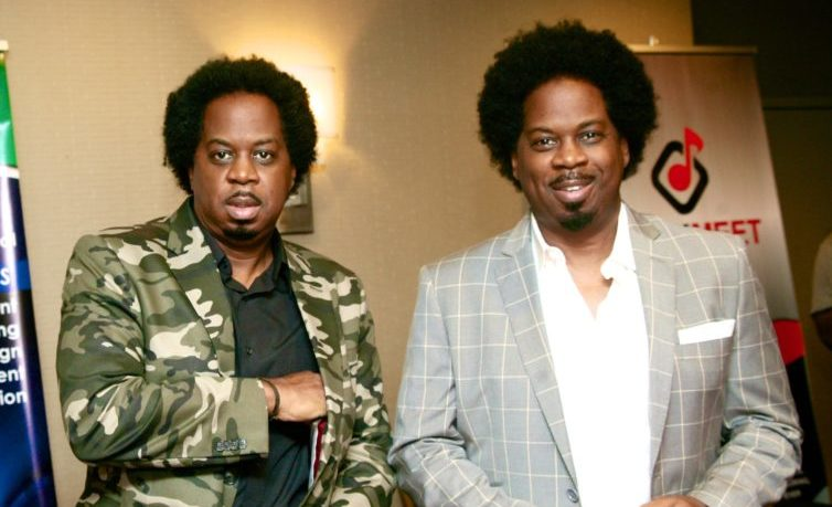 Alvin and Calvin Waters ICON Awards